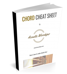 Chord Cheat Sheet